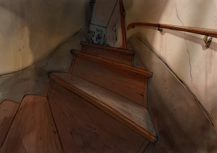 Tstairs